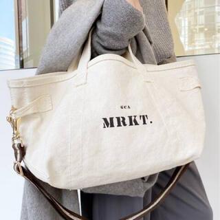 アパルトモンドゥーズィエムクラス(L'Appartement DEUXIEME CLASSE)のL'Appartement 【グッドグリーフ】MRKTTote Bag (S)(トートバッグ)