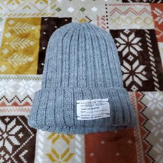 ジーユー(GU)のGU ニットキャップ ニット帽(ニット帽/ビーニー)