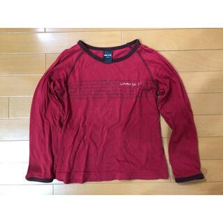コムサイズム(COMME CA ISM)の長袖Tシャツ 140(Tシャツ/カットソー)