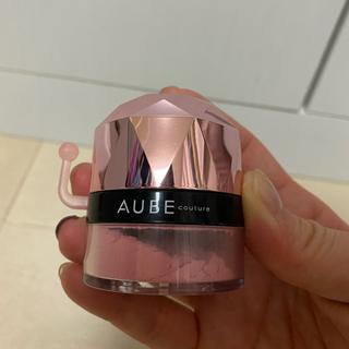 オーブ(AUBE)のAUBE/ぽんぽんチーク(チーク)