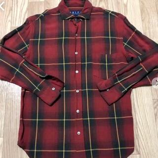 ポロラルフローレン(POLO RALPH LAUREN)の90'sラルフローレンレーヨンシャドーチェックシャツ(シャツ)