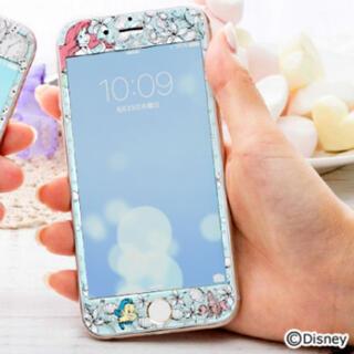 ディズニー(Disney)の【Ariel】iPhoneガラスフィルム(保護フィルム)