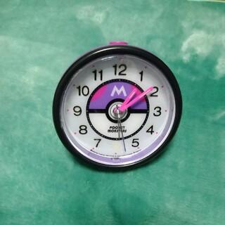 ポケモン(ポケモン)の目覚まし時計マスターボール(置時計)
