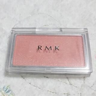 アールエムケー(RMK)のRMK チーク 限定カラー(チーク)