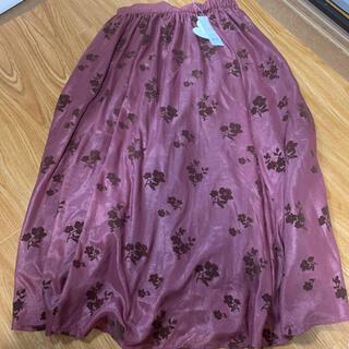 トランテアンソンドゥモード(31 Sons de mode)のトランテアン 2021 福袋 花柄ロングスカート(ロングスカート)