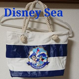 ディズニー(Disney)のディズニーシー KIRINオリジナル ディズニーリゾート ロープトートバッグ(トートバッグ)