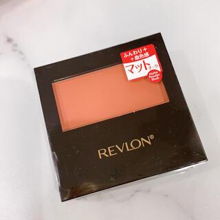 レブロン(REVLON)のレブロン マット パウダー ブラッシュ 106 オレンジスエード(1コ入)(チーク)