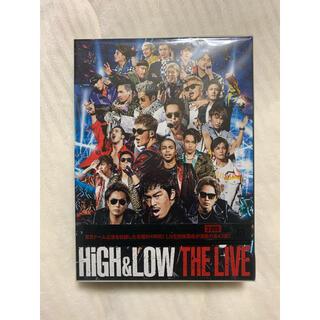 エグザイル トライブ(EXILE TRIBE)のHiGH & LOW THE LIVE(初回生産限定盤) DVD(ミュージック)