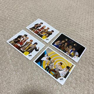 ニュース(NEWS)のNEWS 写真 4枚セット(アイドルグッズ)