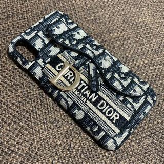 クリスチャンディオール(Christian Dior)のiPhone X用ケース(iPhoneケース)