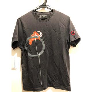 マムート(Mammut)のマムート  Tシャツ ブラック(その他)