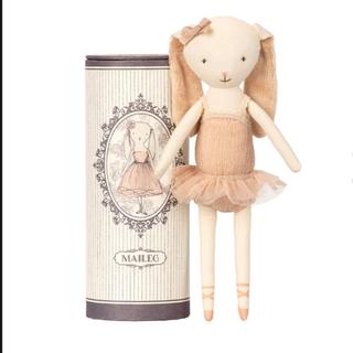 キャラメルベビー&チャイルド(Caramel baby&child )のmaileg メイレグ バレリーナ・バニー(ぬいぐるみ/人形)