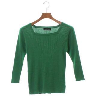 グリーンレーベルリラクシング(green label relaxing)のgreen label relaxing ニット・セーター レディース(ニット/セーター)