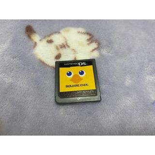 スクウェアエニックス(SQUARE ENIX)のチョコボと魔法の絵本 DSソフト(家庭用ゲームソフト)