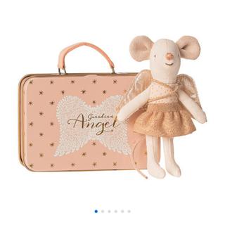 キャラメルベビー&チャイルド(Caramel baby&child )のmaileg メイレグ バレエ・マウス(ぬいぐるみ/人形)