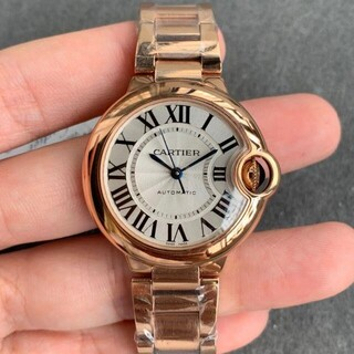 Cartier - カルティエ Cartier レディース 腕時計 自動巻