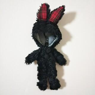 タカラトミー(Takara Tomy)のプチブライス  バニーブラック うさぎ 着ぐるみ アウトフィット(人形)