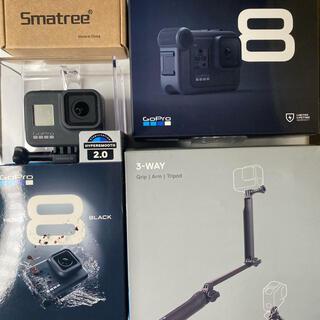 ゴープロ(GoPro)のGoPro HERO8 付属品セット(ビデオカメラ)