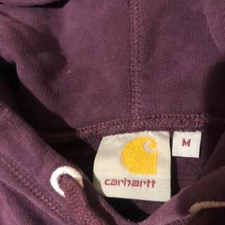 カーハート(carhartt)のcarhartt パーカー(スウェット)