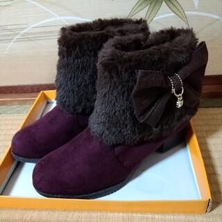 新品 23cm☆ブーツ(ブーツ)