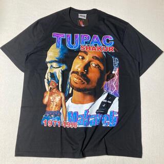 【極希少】2pac tupac 肩幅55身幅61袖丈26着丈82