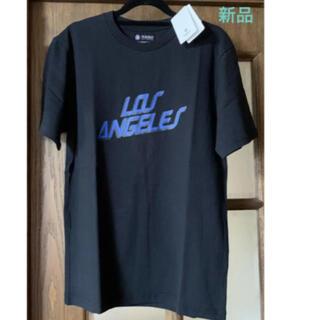 nano・universe - 新品タグ付 ナノ・ユニバース Tシャツ    メンズ M   ブラック *