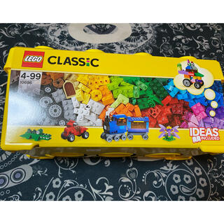 Lego - レゴ (LEGO) クラシック 黄色のアイデアボックス <プラス> 10696