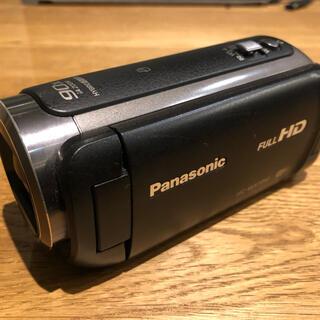 Panasonic - Panasonic HC-W570M