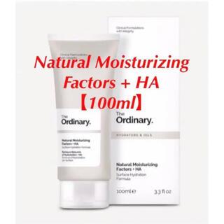 【100ml】Natural Moisturizing Factors + HA