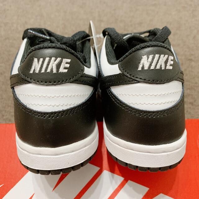 NIKE(ナイキ)の22cm ナイキ ダンク ロー PS dunk パンダ キッズ/ベビー/マタニティのキッズ靴/シューズ(15cm~)(スニーカー)の商品写真