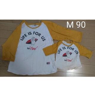 ロデオクラウンズ(RODEO CROWNS)のロデオクラウンズ 親子 Tシャツ(シャツ/ブラウス(長袖/七分))