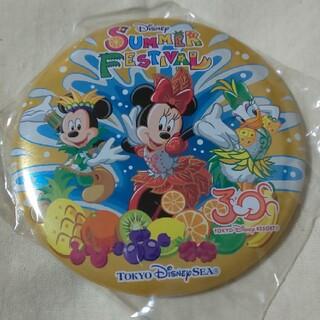 ディズニー(Disney)のディズニーシー サマーフェスティバル  缶バッチ (バッジ/ピンバッジ)