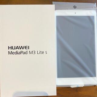 ファーウェイ(HUAWEI)のHUAWEI TECHNOLOGIES MEDIAPAD M3 LITE S(タブレット)