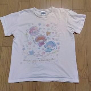 サンリオ - キキララ CCさくら Tシャツ