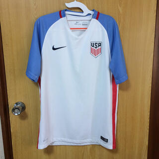 NIKE - 新品 NIKE ユニフォーム Tシャツ アメリカ代表 USA フットサル 星条旗