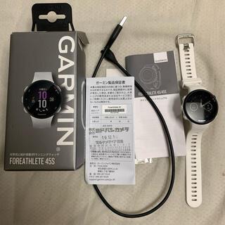 ガーミン(GARMIN)のGARMIN ガーミン ForeAthlete 45S (値下げ致しました)(ランニング/ジョギング)