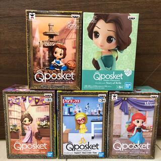 バンプレスト(BANPRESTO)のQposket petit   5体セット(アニメ/ゲーム)