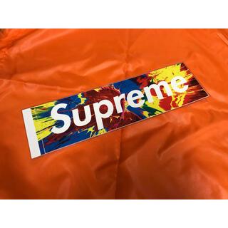 シュプリーム(Supreme)のSupreme ボックスロゴ ステッカー ダミアン 1枚 正規品(その他)
