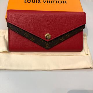 LOUIS VUITTON - ルイヴィトン長財布ポルトフォイユ・ドゥブルVM64317