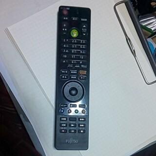 フジツウ(富士通)のFUJITSU PC TV リモコン CP325368-01 ブラック(PC周辺機器)