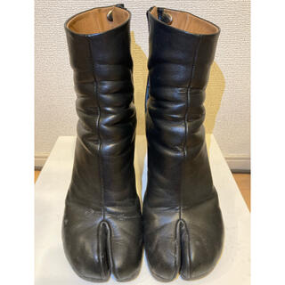 マルタンマルジェラ(Maison Martin Margiela)のmaison margiela 足袋ブーツ 35 マルジェラ 23 22.5(ブーツ)
