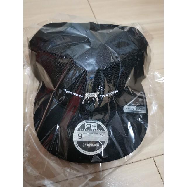 UNDERCOVER(アンダーカバー)の【新品/未使用】UNDERCOVER NewEra SNAPBACK メンズの帽子(キャップ)の商品写真
