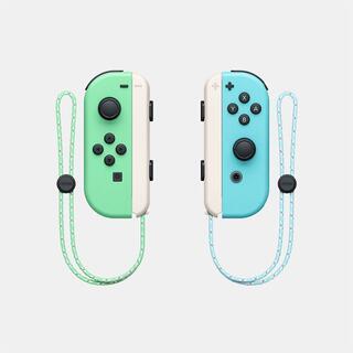 Nintendo Switch - Nintendo Switch ジョイコン どうぶつの森仕様