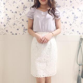 エブリン(evelyn)の新品♡AnMILLE♡タイトスカート(ひざ丈スカート)