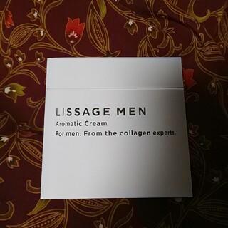 リサージ(LISSAGE)のリサージ メン アロマティック クリーム(ボディクリーム)