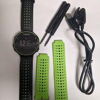 ガーミン(GARMIN)のGARMIN(ガーミン) ForeAthlete 235J(腕時計(デジタル))