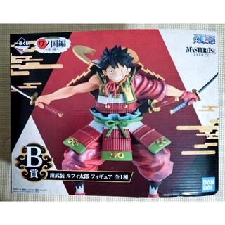 バンプレスト(BANPRESTO)のワンピース 一番くじ ルフィ フィギュア(アニメ/ゲーム)