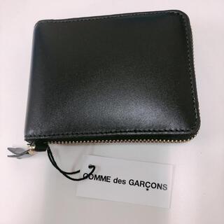 コムデギャルソン(COMME des GARCONS)の☆新品未使用☆コムデギャルソン折り財布♪(折り財布)