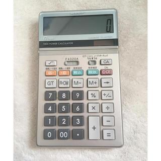 シャープ(SHARP)のシャープ電卓 EL-N732K(オフィス用品一般)