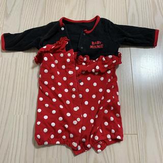 ディズニー(Disney)のDisney baby ロンパース 2枚セット(ロンパース)